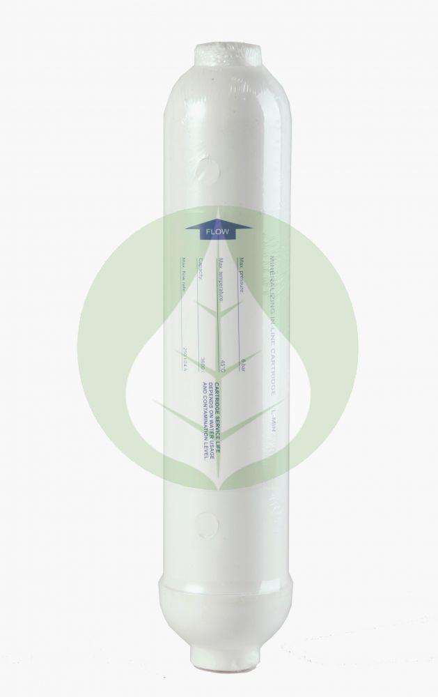Ásványi anyag (visszasózó) patron - RO (Fordított ozmózis) víztisztító készülékekhez
