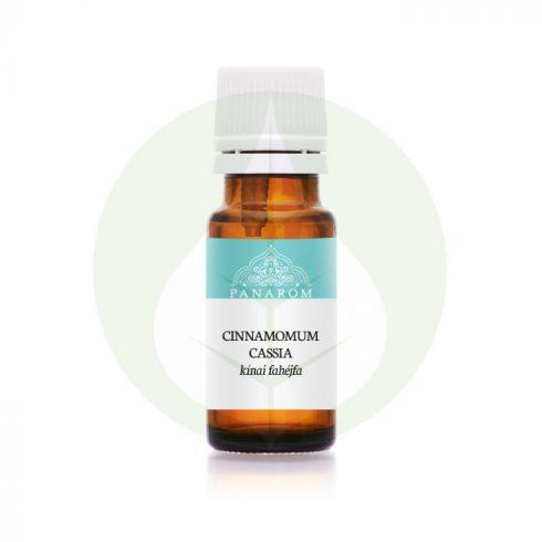 Kínai Fahéj - Cinnamomum cassia illóolaj - 10ml - Panarom
