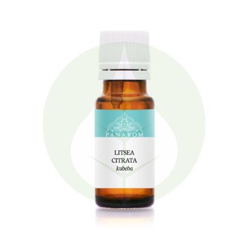 Kubeba - Litsea citrata illóolaj - 10ml - Panarom