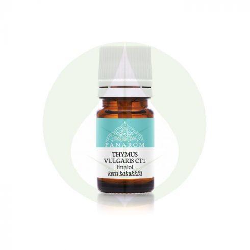 Kerti kakukkfű - Thymus vulgaris CT1 linalol illóolaj - 5ml - Panarom