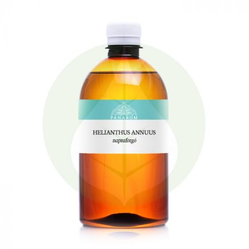 Napraforgó - Helianthus annuus bázis olaj - 1000ml - Panarom
