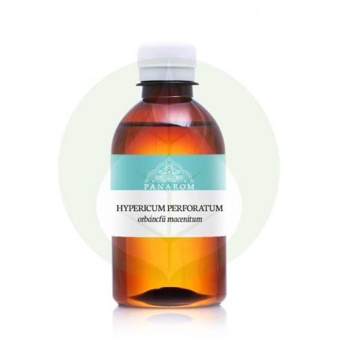 Orbáncfű macerátum - Hypericum perforatum bázis olaj - 200ml - Panarom