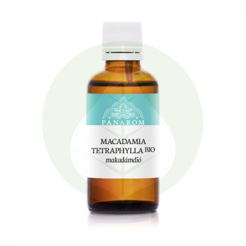 Makadámdió - Macadamia tetraphylla bázis olaj - Bio - 50ml - Panarom