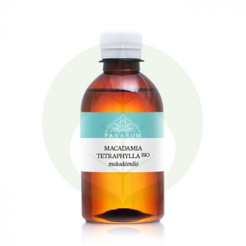 Makadámdió - Macadamia tetraphylla bázis olaj - Bio - 200ml - Panarom