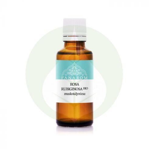 Muskotályrózsa - Rosa rubiginosa bázis olaj - Bio - 30ml - Panarom