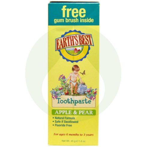 Alma-körte fogkrém babáknak és kisgyerekeknek 45g - Jasön
