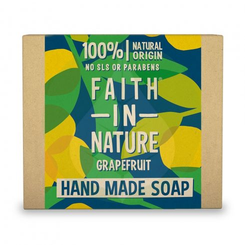 Grapefruit szappan - 100g - Faith in nature