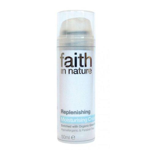 Lágy hidratáló nappali krém - 50ml - Faith in Nature