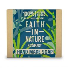 Rozmaring szappan - 100g - Faith in Nature