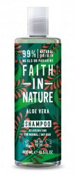 Bio Aloe Vera sampon - 400ml - Faith in Nature