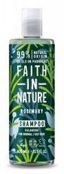 Rozmaring sampon - 250ml - Faith in Nature