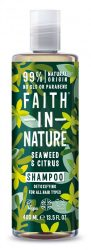 Bio Tengeri hínár sampon - 250ml - Faith in Nature