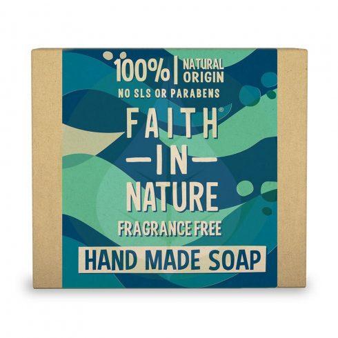 Bio Tengeri hínár - Illatmentes szappan - 100g - Faith in Nature