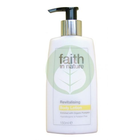 Vitalizáló Testápoló - 150ml - Faith in Nature