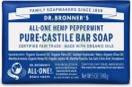 Bio Borsmenta szappan - 140g - Dr. Bronner's