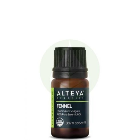 Édeskömény - Foeniculum vulgare illóolaj Bio - 5ml - Alteya Organics