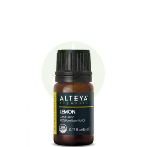 Citrom héj - Citrus limonum Ze. illóolaj Bio - 5ml - Alteya Organics