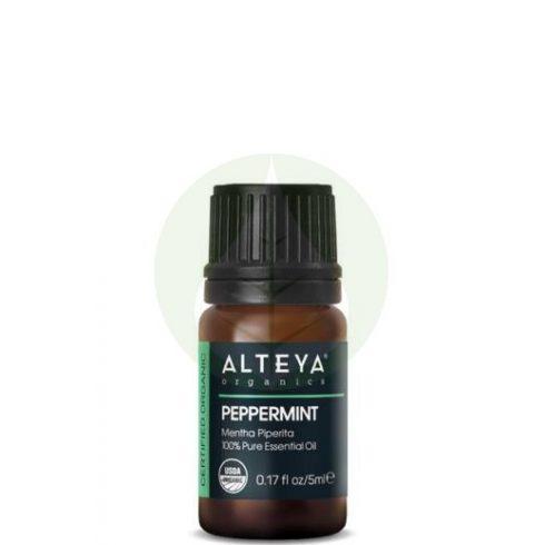 Borsmenta - Mentha piperita illóolaj Bio - 5ml - Alteya Organics