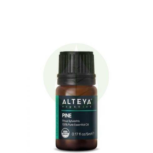 Erdeifenyő - Pinus sylvestris illóolaj Bio - 5ml - Alteya Organics