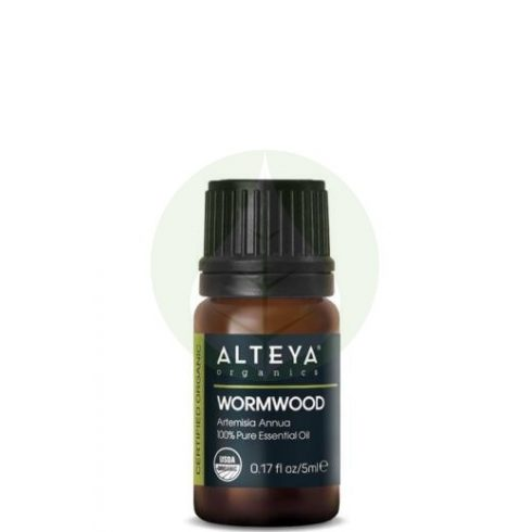 Fehérüröm - Artemisia absinthium illóolaj Bio - 5ml - Alteya Organics