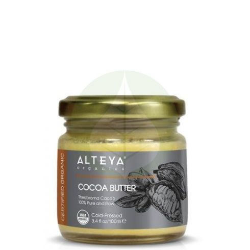 Kakaó vaj - Theobroma cacao olaj Bio - 100ml - Alteya Organics