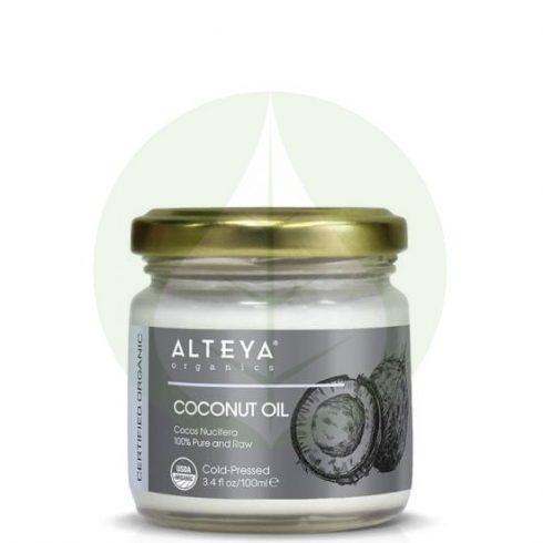 Kókusz - Cocos nucifera olaj Bio - 100ml - Alteya Organics