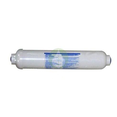 Utó-szénszűrő patron - GAC - RO (Fordított ozmózis) víztisztító készülékekhez