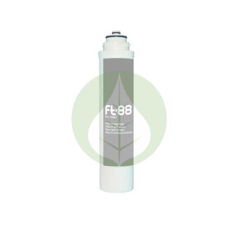 Szűrő - FT-88 Aktív szén ezüsttel - Puricom - Ionfilter FT-Line3 víztisztító készülékekhez