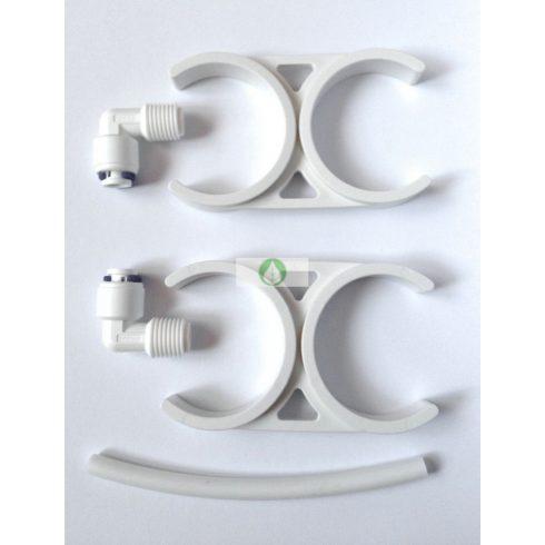 Patron beépítő készlet - RO (Fordított ozmózis) víztisztító készülékekhez