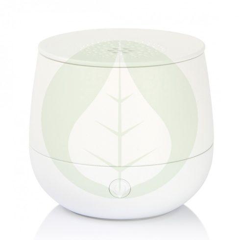 Lotus aroma diffúzor USB - Fehér - Panarom