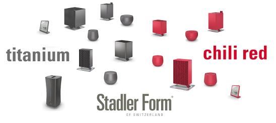 Stadlerform termékek új színekben