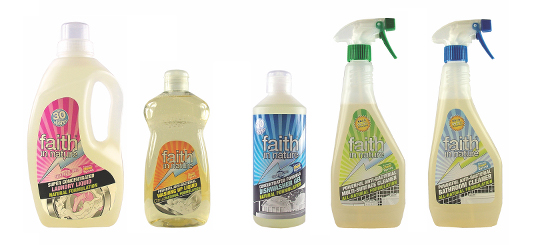 természetes tisztítószerek